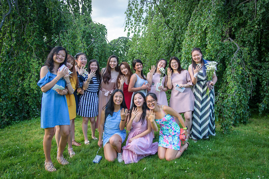 Singing in the Garden - Rings 2018