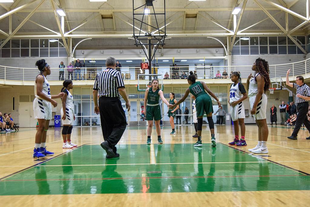 Varsity Basketball 2018