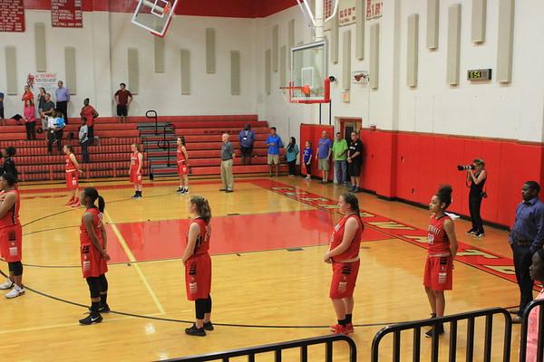 NE Girls Baskeball Regional Semi vs Clearwater 2-20-18