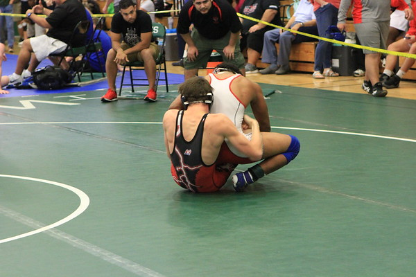 PCAC Wrestling at St Pete Day 2 2-10-18