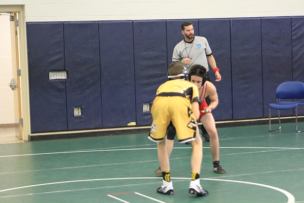 Wrestling Gladiator invitational #2 Consolations 1-17-18