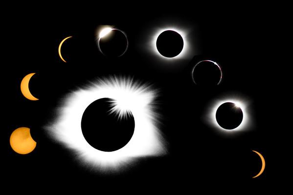 Eclipsed - Jim Howard - PSA 7 Points