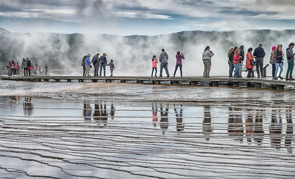 8	Grand Prismatic Boardwalk