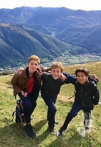 7th Grade Class Outing - Tenero