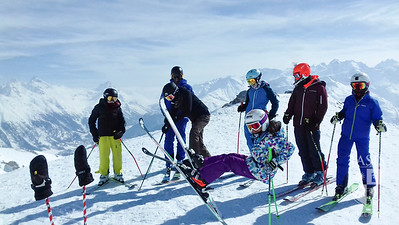 Academic Travel - Middle School Winter Adventure