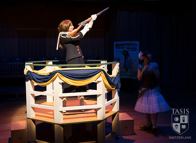 """Annie Get Your Gun"" - TASIS High School Spring Musical"