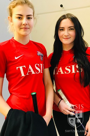 TASIS Badminton Team Competes in ISSL Tournament