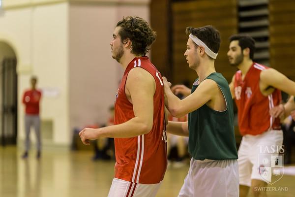 TASIS Boys Basketball Team's (really) Last Game