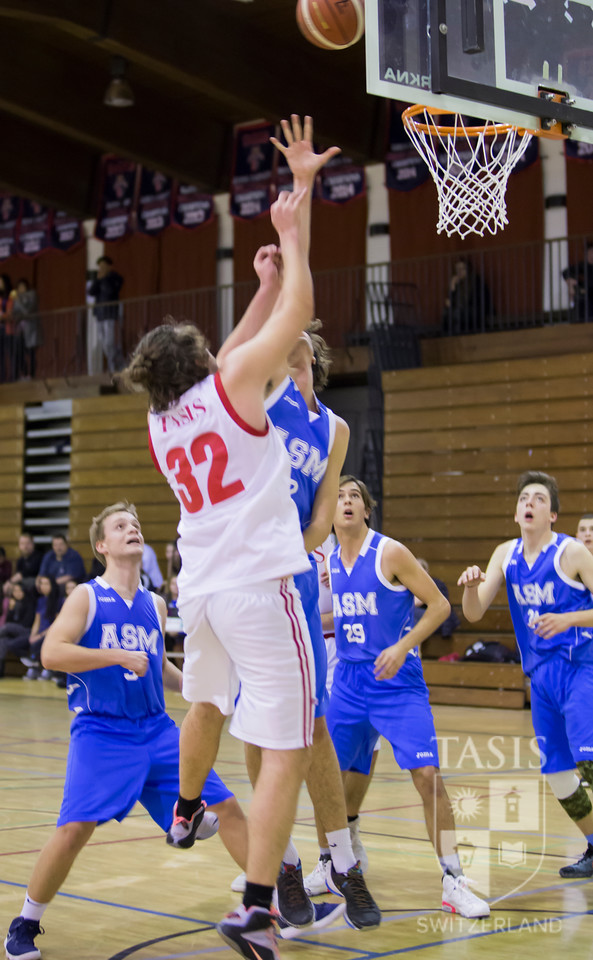 Boys Varsity Basketball vs. ASM