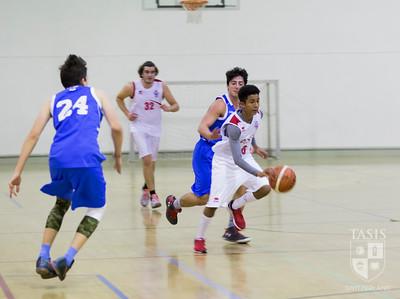 TASIS Boys JV and Varsity Basketball Open Season vs. ASM