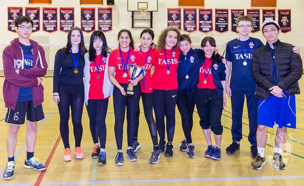 TASIS Hosts ESC Badminton Tournament