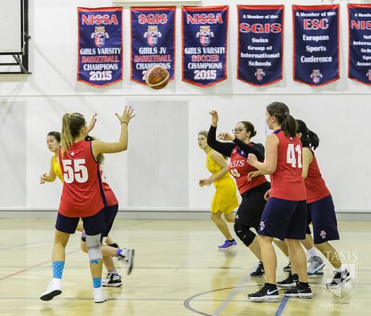 TASIS Hosts Girls Varsity ISSL Basketball Tournament