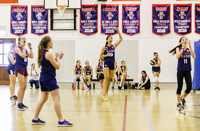 TASIS Hosts MS Girls Volleyball Tournament