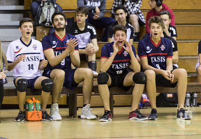 TASIS Hosts the ESC Boys Varsity Volleyball Tournament