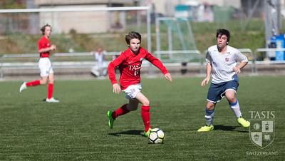 TASIS JV Boys Soccer Team vs. ASM