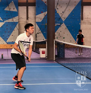 SGIS Singles Tennis Championships