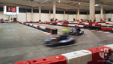 Del Sole Goes Go-Karting!