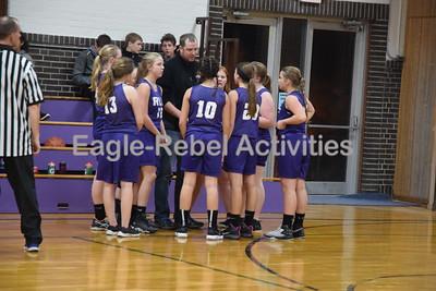 Jr. Hi. Girls Basketball