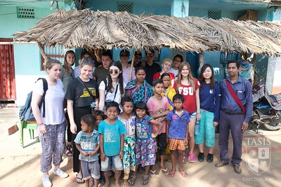 Global Service Learning Trip - Gram Vikas - India
