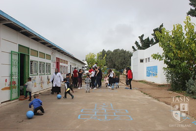 Global Service Learning - Mission Morocco - Hayati Foundation
