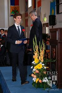 TASIS COMMENCEMENT 2018, Boys