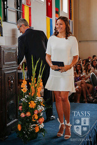 TASIS Commencement 2018, Girls