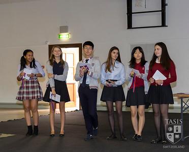 Spring Academic Awards - High School 2018