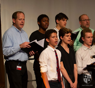 All-School Choral Concert