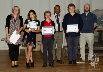 Middle School Science Awards