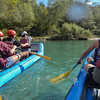 De Nobili Dorm Canoe Trip on the Ticino River