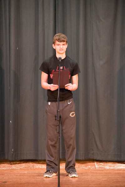 Individual Event Speech