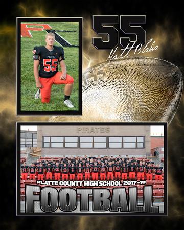 2017 Platte County Football