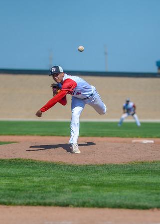 2018 Baseball Platte County vs Park Hill