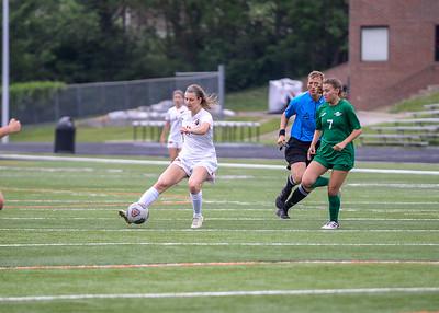 2018 Girls District Soccer Platte County vs Smithville