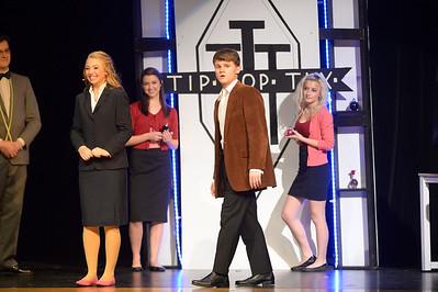 PCHS Theater Tip Top Tux Shots