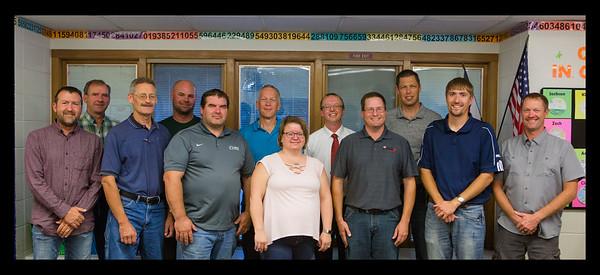 2017-2018 School Board