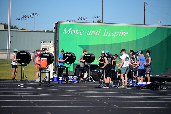 Front Ensemble/Percussion Summer Band Camp