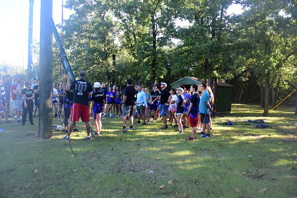 Leadership Ropes Course