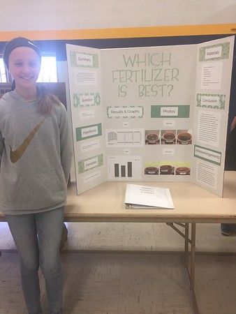 MS Science Fair 11-09-2017