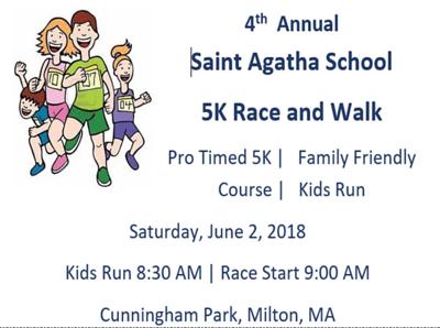 St. Agatha 5K