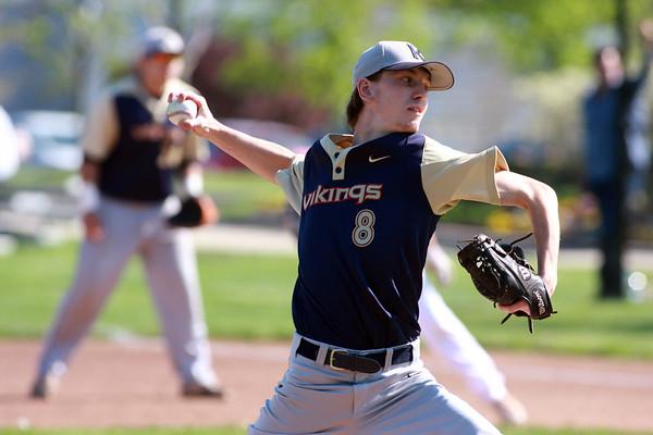 Varsity Baseball May 2018