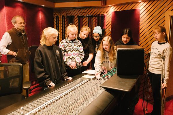 Ensemble Recording at Fantasy Studios (OLD)