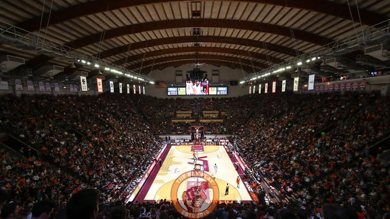 Cassell Coliseum (Mark Umansky/TheKeyPlay.com)