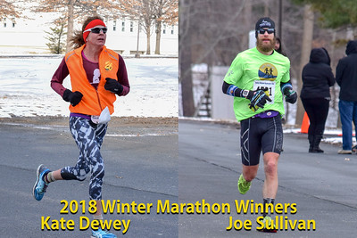 Winter Marathon and Winter Series #5