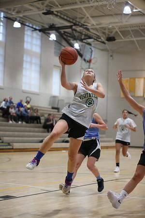 Girls Basketball: Visitation Scrimmage
