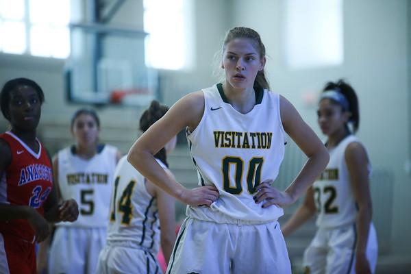 Girls Basketball: Visitation vs Anacostia