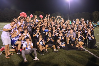 2017 POWDERPUFF FOOTBALL GAME