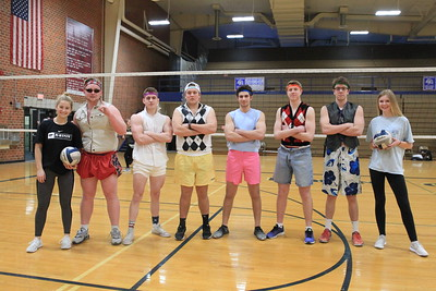 POWDER BUFF VOLLEYBALL