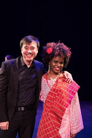 Ìrìn Àjò — Odyssey of a Dream, an African opera