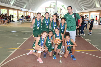 1st Place: Saint John's School Mini Girls